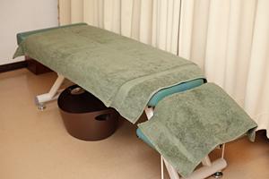 施術専用ベッド