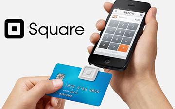 スマートフォン決済システム「Square」