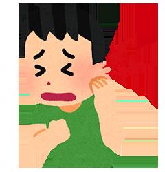 中耳炎や耳鳴り